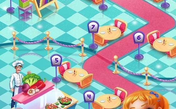 Crazy Diner Day Ekran Görüntüleri - 2