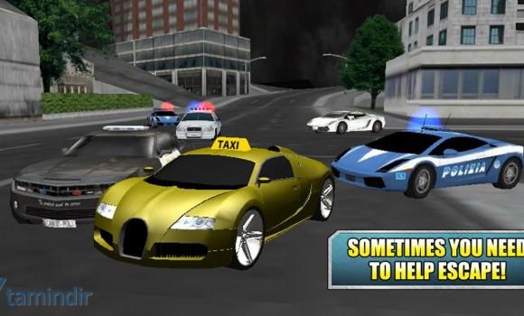 Crazy Driver Taxi Duty 3D Ekran Görüntüleri - 2