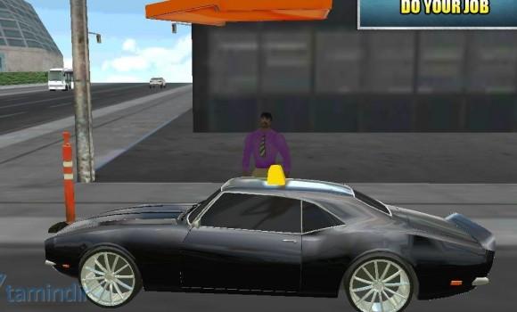 Crazy Driver Taxi Duty 3D Ekran Görüntüleri - 1