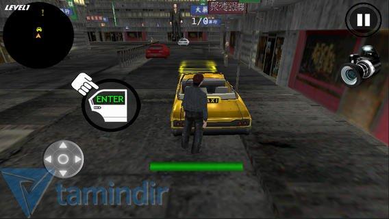 Crazy Taxi King 3D Ekran Görüntüleri - 3