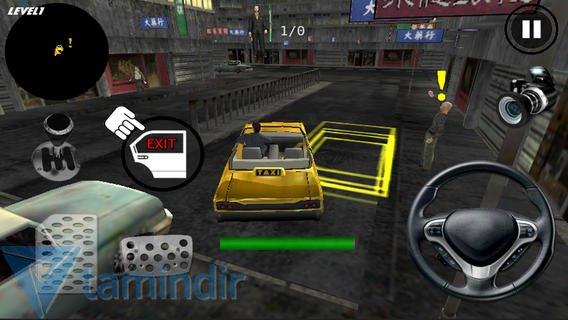 Crazy Taxi King 3D Ekran Görüntüleri - 2