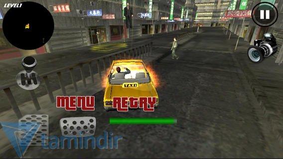 Crazy Taxi King 3D Ekran Görüntüleri - 1