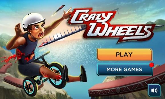 Crazy Wheels Ekran Görüntüleri - 1