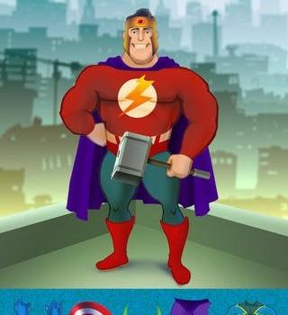 Create Your Own Superheroes Ekran Görüntüleri - 4