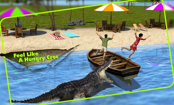 Crocodile Simulator 3D Ekran Görüntüleri - 3
