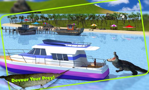 Crocodile Simulator 3D Ekran Görüntüleri - 2