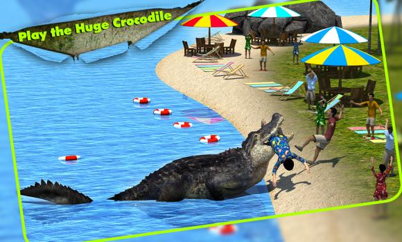 Crocodile Simulator 3D Ekran Görüntüleri - 1