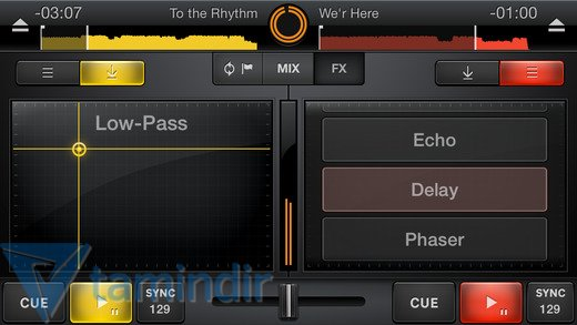 Cross DJ Free Ekran Görüntüleri - 1