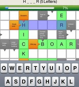 Crossword Free Ekran Görüntüleri - 3