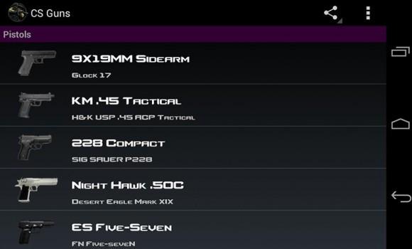 CS Guns Ekran Görüntüleri - 5