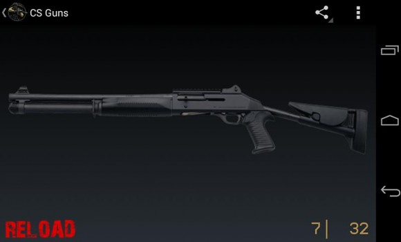 CS Guns Ekran Görüntüleri - 1