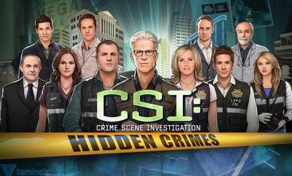 CSI: Hidden Crimes Ekran Görüntüleri - 4