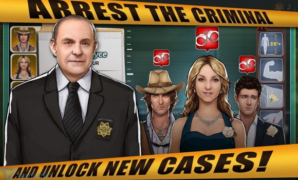 CSI: Hidden Crimes Ekran Görüntüleri - 1