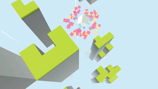 Cube Fall Ekran Görüntüleri - 3