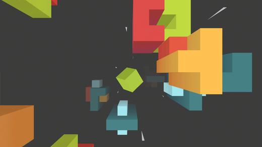 Cube Fall Ekran Görüntüleri - 2
