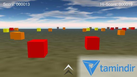Cube Runner Ekran Görüntüleri - 1