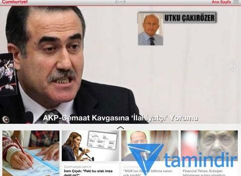 Cumhuriyet Gazetesi iPad Version Ekran Görüntüleri - 3