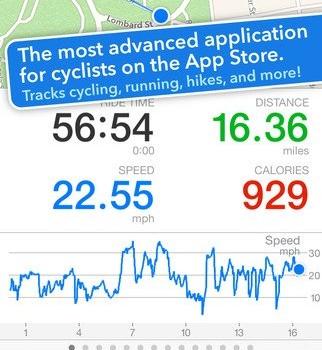 Cyclemeter GPS Ekran Görüntüleri - 3