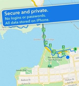 Cyclemeter GPS Ekran Görüntüleri - 1