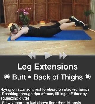Daily Butt Workout Ekran Görüntüleri - 2