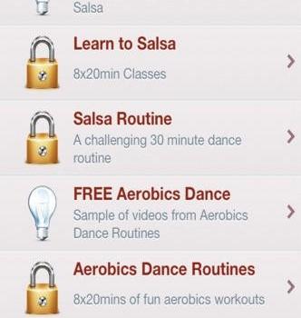 Dance Fitness Lite Ekran Görüntüleri - 4