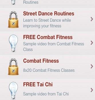Dance Fitness Lite Ekran Görüntüleri - 1