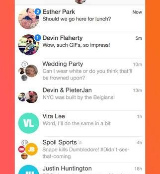 Dasher Messenger Ekran Görüntüleri - 3