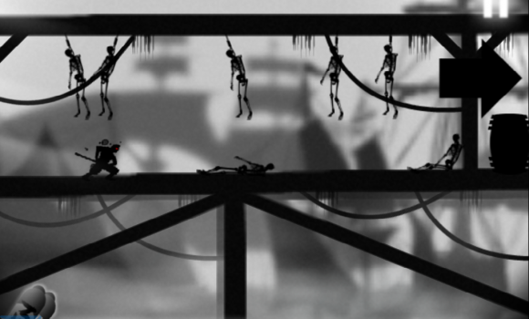 Dead Ninja Mortal Shadow Ekran Görüntüleri - 1
