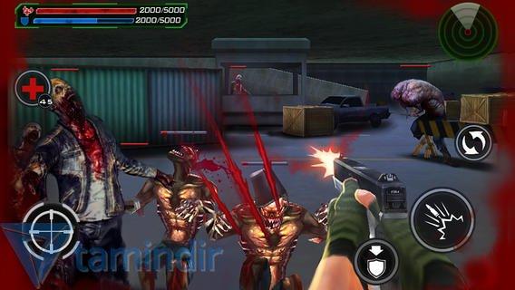 Death Shooter 2: Zombie killer Ekran Görüntüleri - 3
