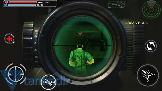 Death Shooter 2: Zombie killer Ekran Görüntüleri - 2