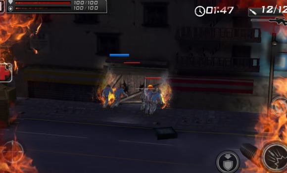 Death Shooter 3D Ekran Görüntüleri - 2