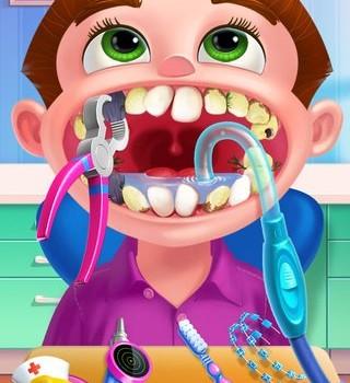 Dentist Mania: Doctor X Crazy Clinic Ekran Görüntüleri - 3