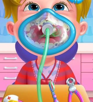 Dentist Mania: Doctor X Crazy Clinic Ekran Görüntüleri - 2