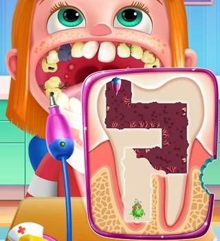 Dentist Mania: Doctor X Crazy Clinic Ekran Görüntüleri - 1