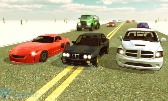 Desert Traffic Racer Ekran Görüntüleri - 4