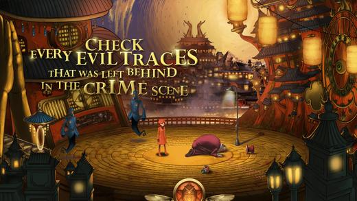 Detective Dixie: The Revenge of Wishteria Ekran Görüntüleri - 3
