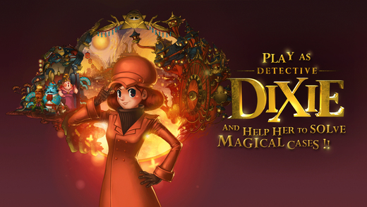 Detective Dixie: The Revenge of Wishteria Ekran Görüntüleri - 2