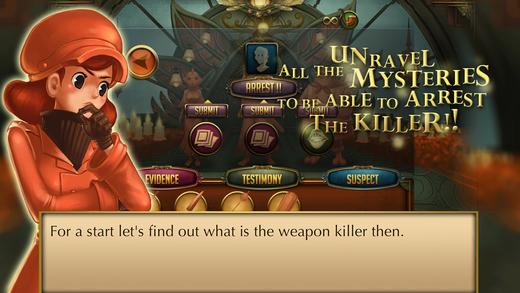 Detective Dixie: The Revenge of Wishteria Ekran Görüntüleri - 1