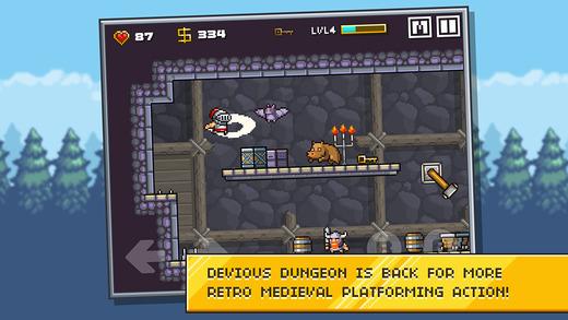 Devious Dungeon 2 Ekran Görüntüleri - 5