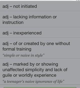 Dictionary! Ekran Görüntüleri - 3