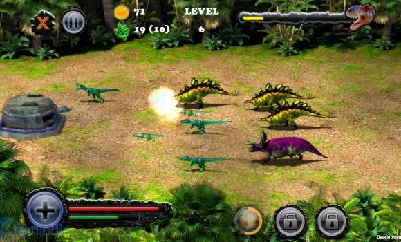 Dino Bunker Defense Ekran Görüntüleri - 4