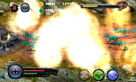Dino Bunker Defense Ekran Görüntüleri - 5
