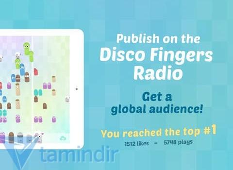 Disco Fingers Ekran Görüntüleri - 1
