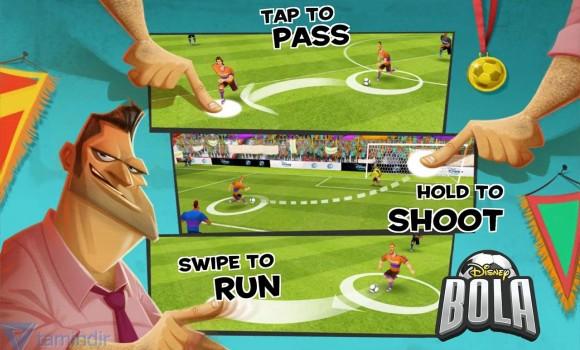 Disney Bola Soccer Ekran Görüntüleri - 3