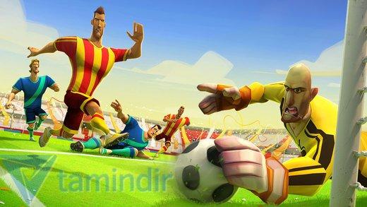 Disney Bola Soccer Ekran Görüntüleri - 4