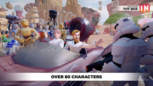 Disney Infinity: Toy Box 3.0 Ekran Görüntüleri - 2