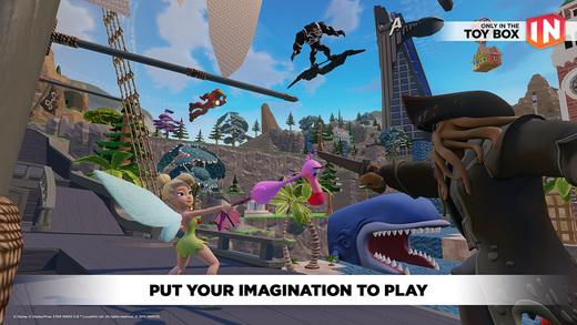 Disney Infinity: Toy Box 3.0 Ekran Görüntüleri - 3