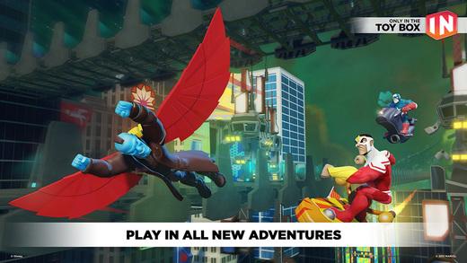 Disney Infinity: Toy Box 3.0 Ekran Görüntüleri - 1