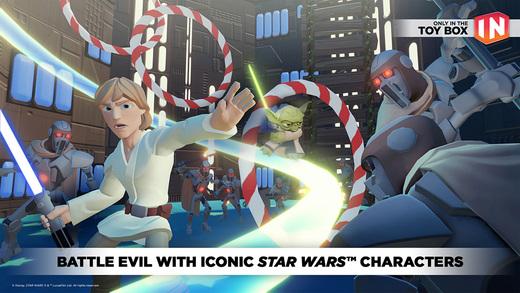 Disney Infinity: Toy Box 3.0 Ekran Görüntüleri - 5