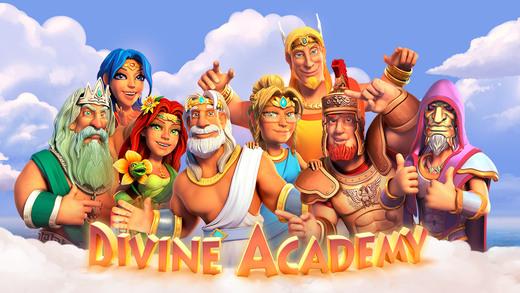 Divine Academy Ekran Görüntüleri - 3